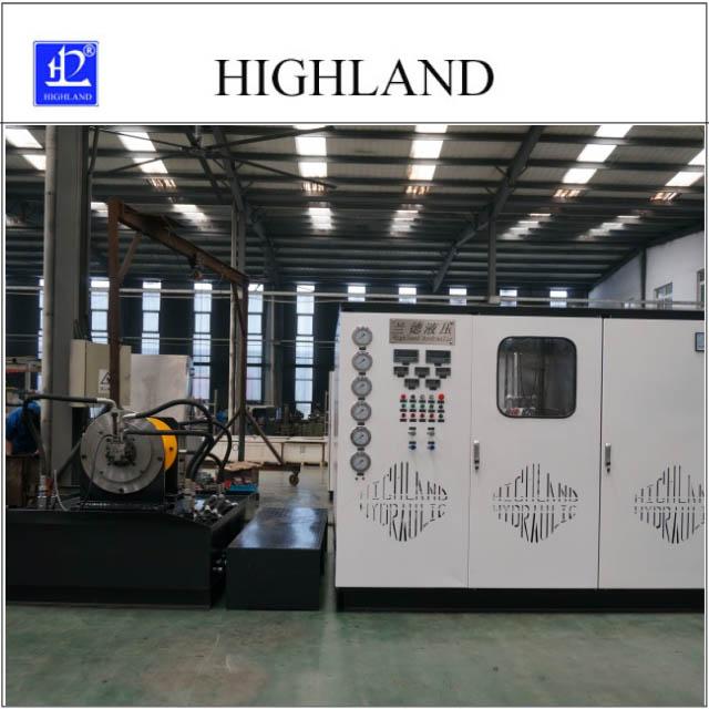 液压泵液压马达检测台