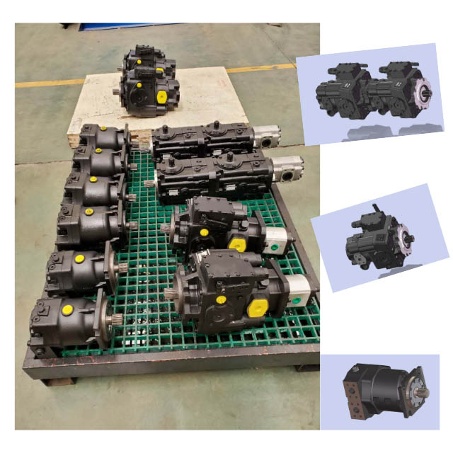 实力厂商,农机液压泵配套,找海兰德液压