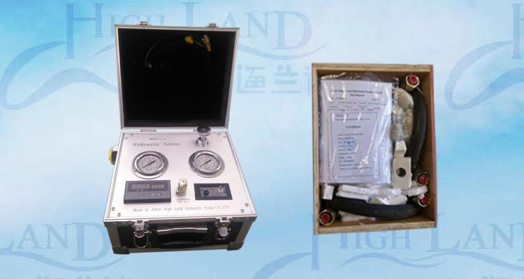 便携式液压测试仪