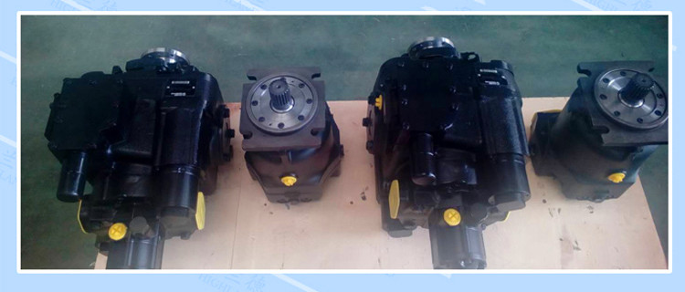 水泥罐车液压泵