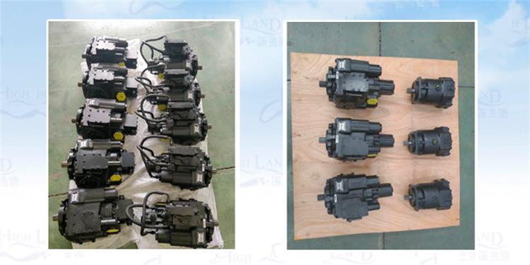 铲运机变量柱塞泵
